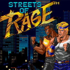 Streets Of Rage (Русская Версия) - Улицы ярости