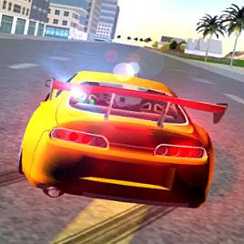Супра Дрифт 3Д: Тойота Супра