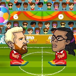 На Двоих Футбольные Головы