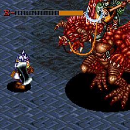 Dark Seal 2 - Wizard Fire