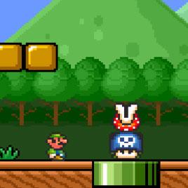 Марио: Утраченные Уровни