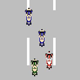 Rally Bike Денди