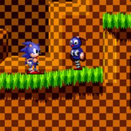 Соник в Мире Кроликов - Sonic 1 Splats The Rabbit