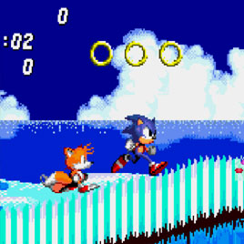 Соник 2: Рыцари Льда - Sonic 2 Ice Knights