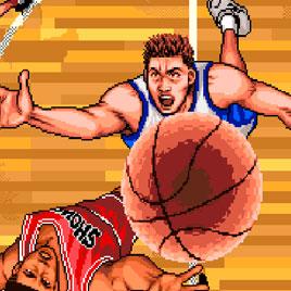 TV Animation Slam Dunk – Super Slams - Баскетбол
