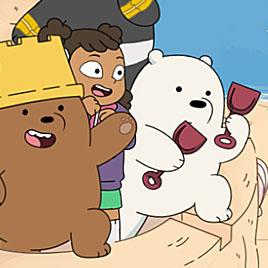 Вся правда о медведях: Сражение Замок Из Песка