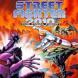 Street Fighter 2010: The Final Fight - Стрит Файтер: Финальная битва