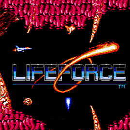 Life Force NES