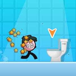 Троллфейс: Успеть в туалет 2