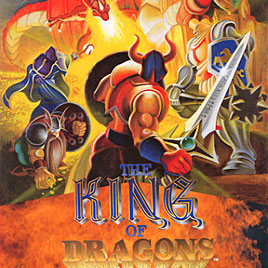 Король драконов - King of Dragons SNES