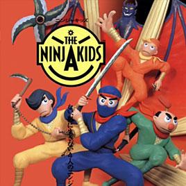 The Ninja Kids - Ниндзя Дети
