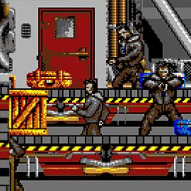 Крепкий Орешек 2 - Die Hard 2 DOS