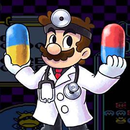 Доктор Марио Денди - Dr. Mario