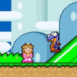 Супер Марио: Приключения Пич