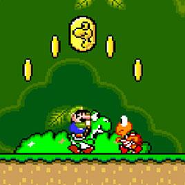 Супер Марио: Приключения Луиджи
