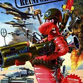 Worms: Reinforcements / Червячки: Подкрепление