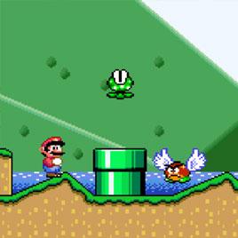Классический Марио: Магические Кристаллы