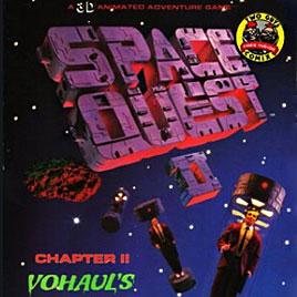 Space Quest 2 / Космический Квест 2 / Космическое приключение 2