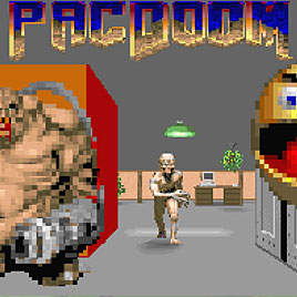 Pacdoom - Дум Пакмен