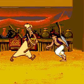 Disney's Aladdin - Алладин
