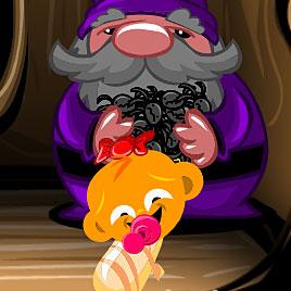 Счастливая обезьянка: Уровень 316