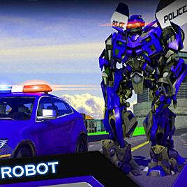 Трансформеры: Робот Машина Полицейский