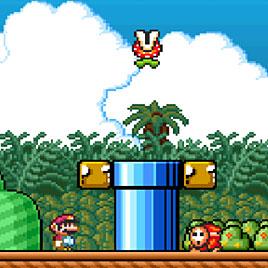 100 испытаний Марио
