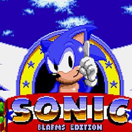 Sonic Blarms Edition - Соник