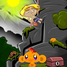 Счастливая обезьянка: Уровень 433