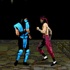 Mortal Kombat Revelations - Мортал Комбат Откровение
