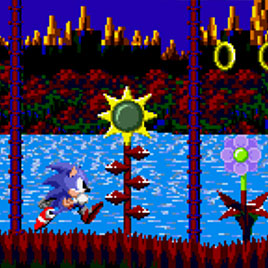 Sonic Super Lyogky Khak - Соник