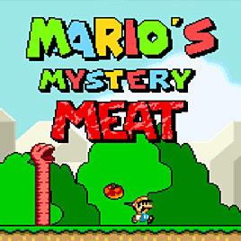 Загадочное Мясо Марио