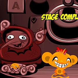Счастливая обезьянка: Уровень 297