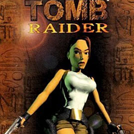 Tomb Raider MS DOS