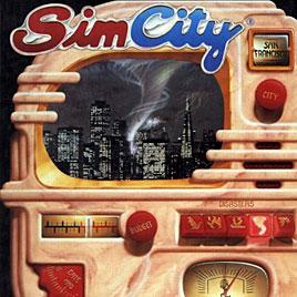 SimCity MS DOS