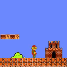 Супер Марио: Мировой Забег