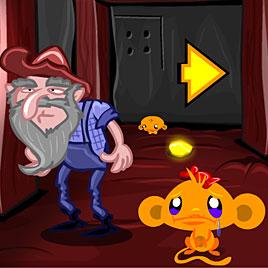 Счастливая обезьянка: Уровень 441