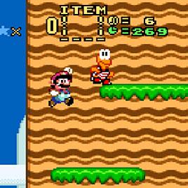Легендарный Квест Марио