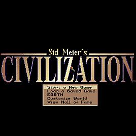 Sid Meier's Civilization - Цивилизация