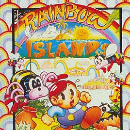 Rainbow Islands The Story of Bubble Bobble 2 - ZX Spectrum