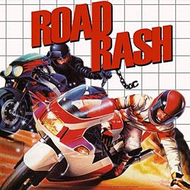 Road Rash Sega