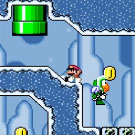 Невероятное приключение Марио