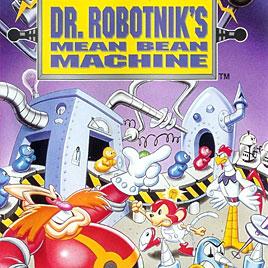 Dr. Robotnik's Mean Bean Machine - Соник
