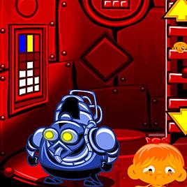 Счастливая обезьянка: Уровень 278 Космическая Неприятность