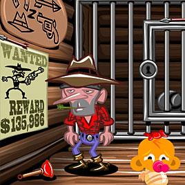 Счастливая обезьянка: Уровень 275 Звезда Шерифа
