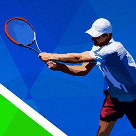 Теннис 2020