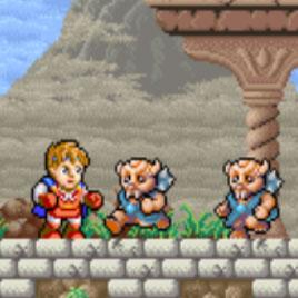 Legend of Hero Tonma (Arcade)