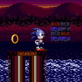 Sonic 1 Back to South Island - Соник