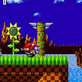 Motobug the Badnik in Sonic the Hedgehog - Соник
