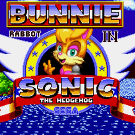 Bunnie Rabbot in Sonic the Hedgehog - Соник